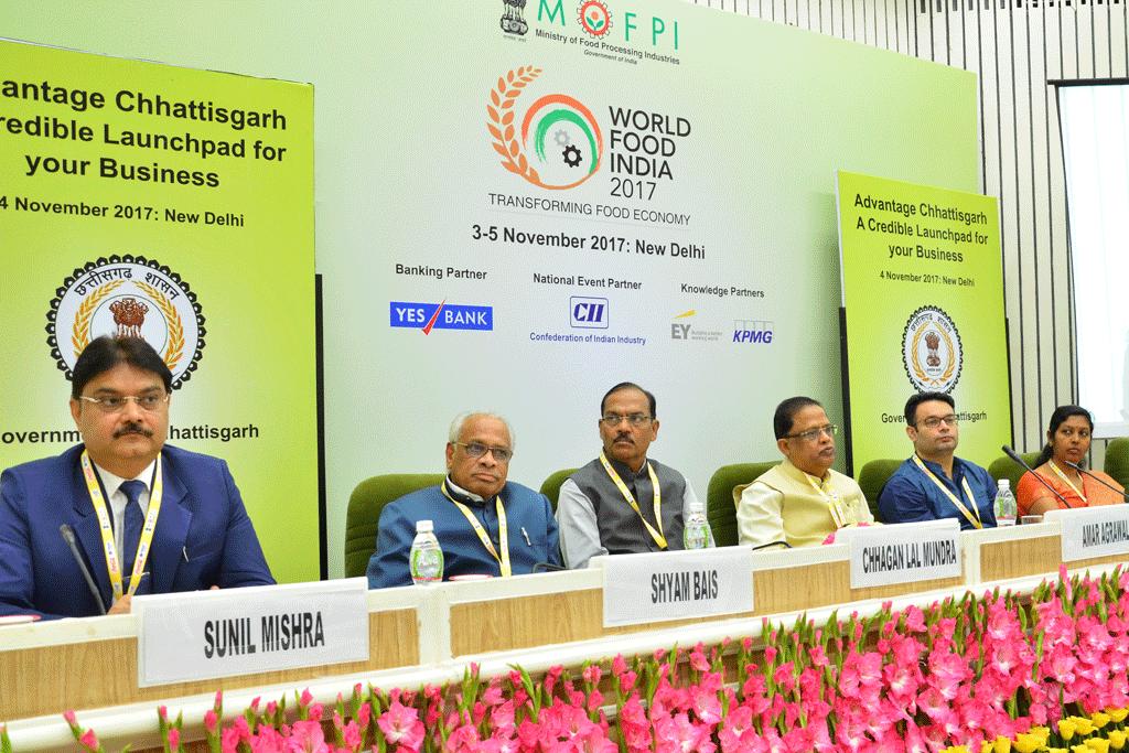 WFI Partner State Session: Chhattisgarh
